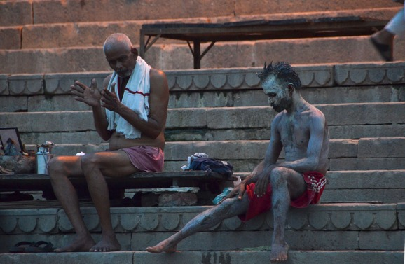 Life on the ghats, Varanasi