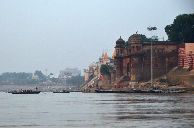 Dawn on the Ganges, Varanasi