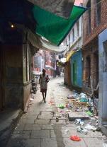 Alley, Varanasi