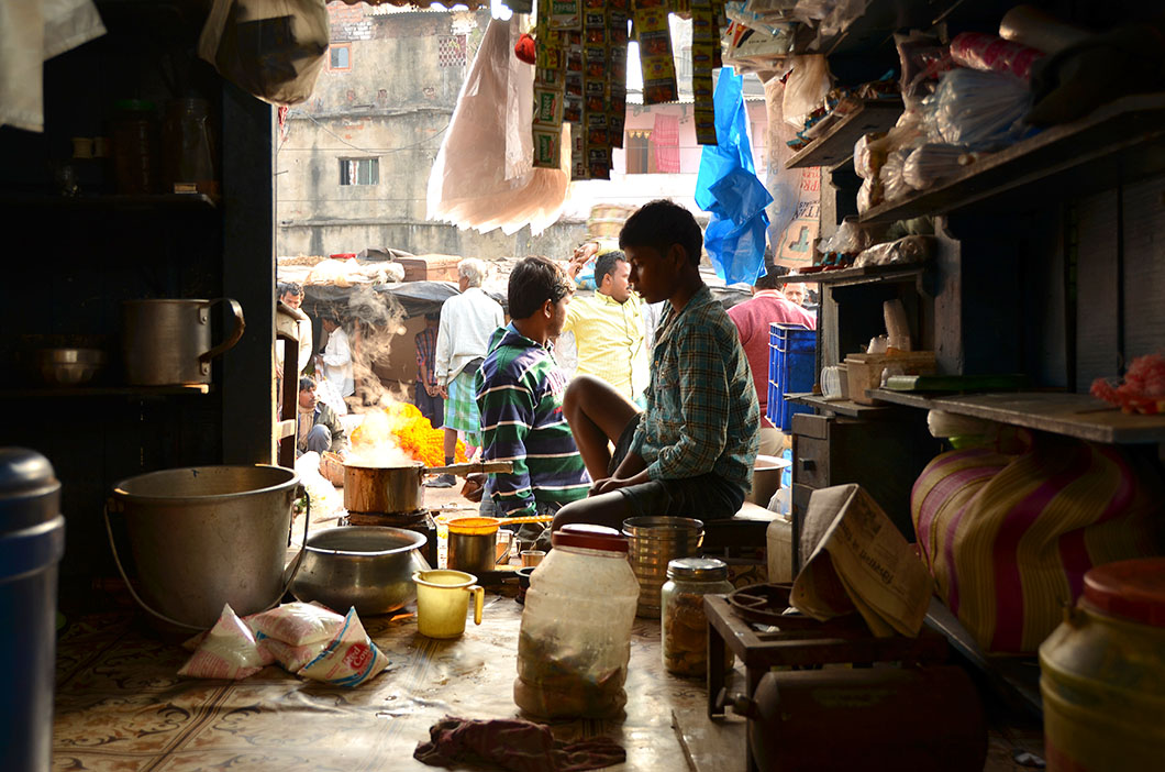 Chaiwallah, Kolkata