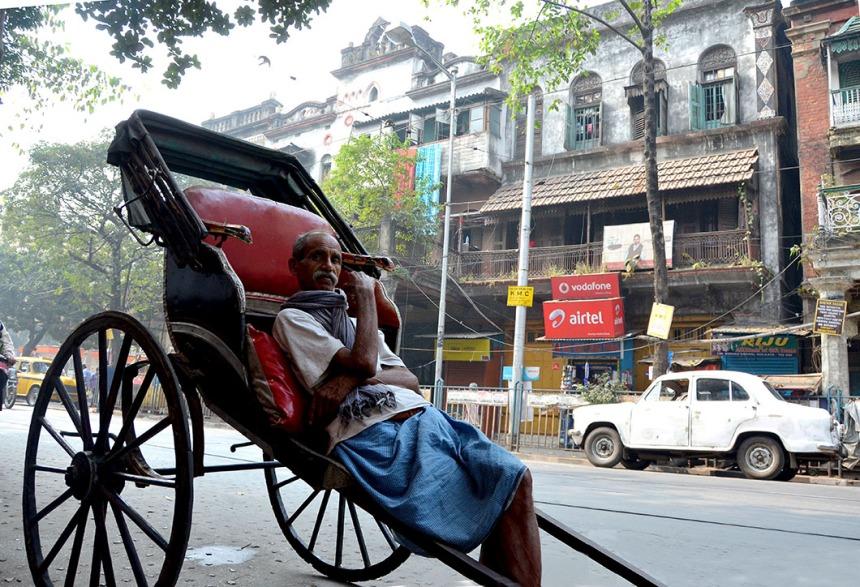 Rickshawallah, Kolkata