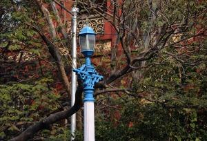 Lamp post Kolkata