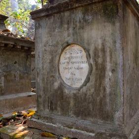 South Park Street Cemetery - Kolkata