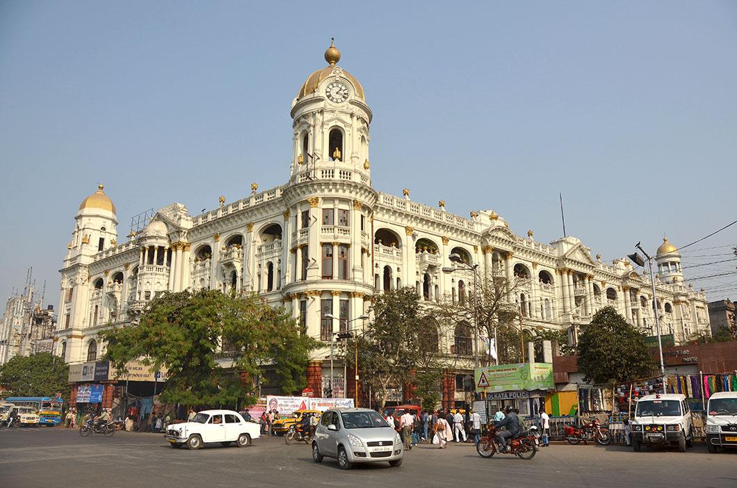The Metropolitan building, Kolkata – The Urge To Wander