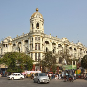 The Metropolitan building, Kolkata