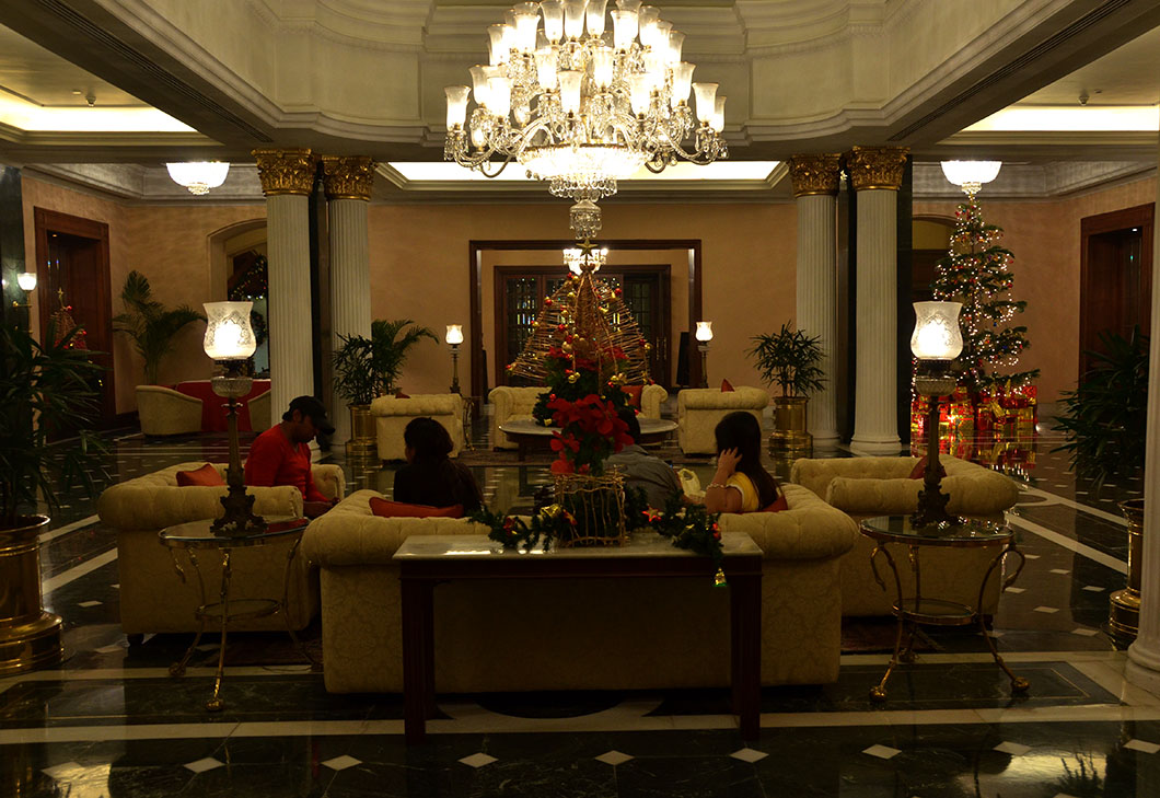 The Oberoi Grand - Kolkata