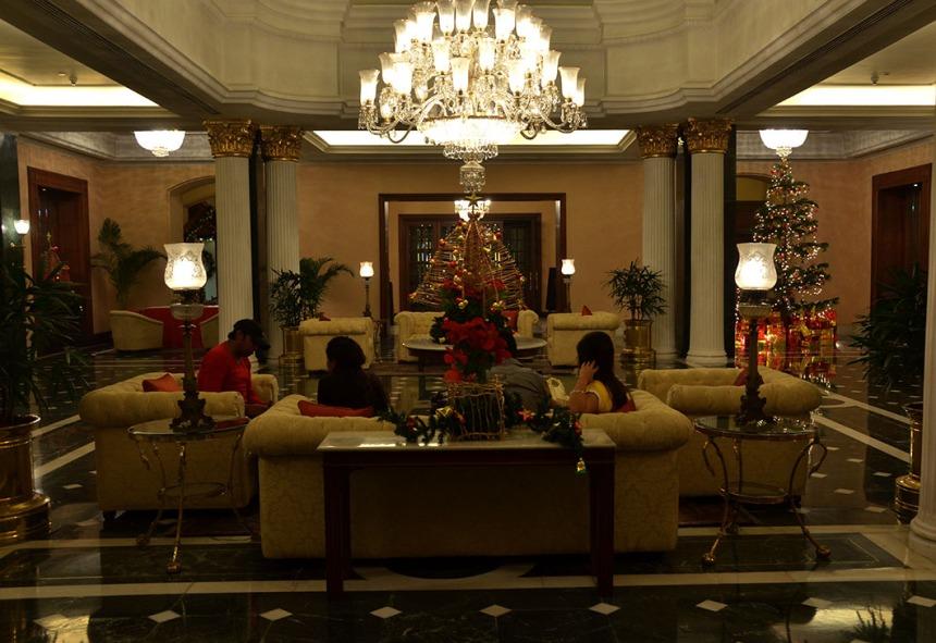 The Oberoi Grand - Kolkata