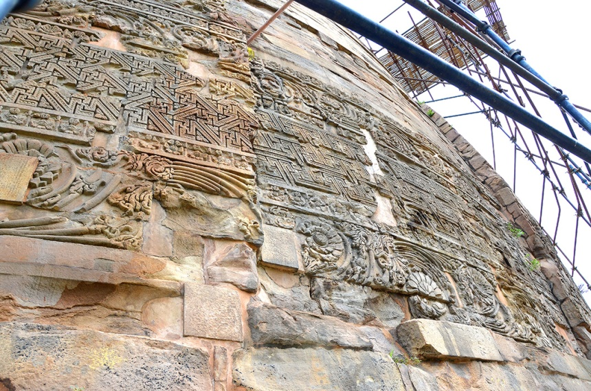 Dhamek Stupa - Sarnath