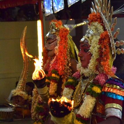 Bhuta Kola in Mangalore