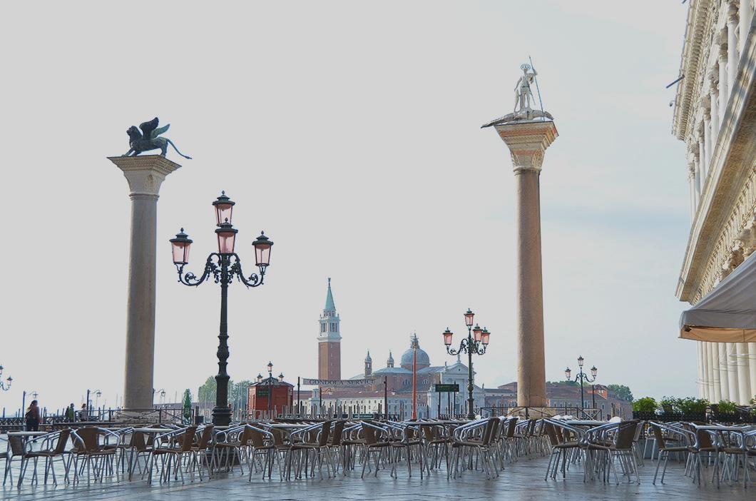 Piazzetta di San Marco - Venice