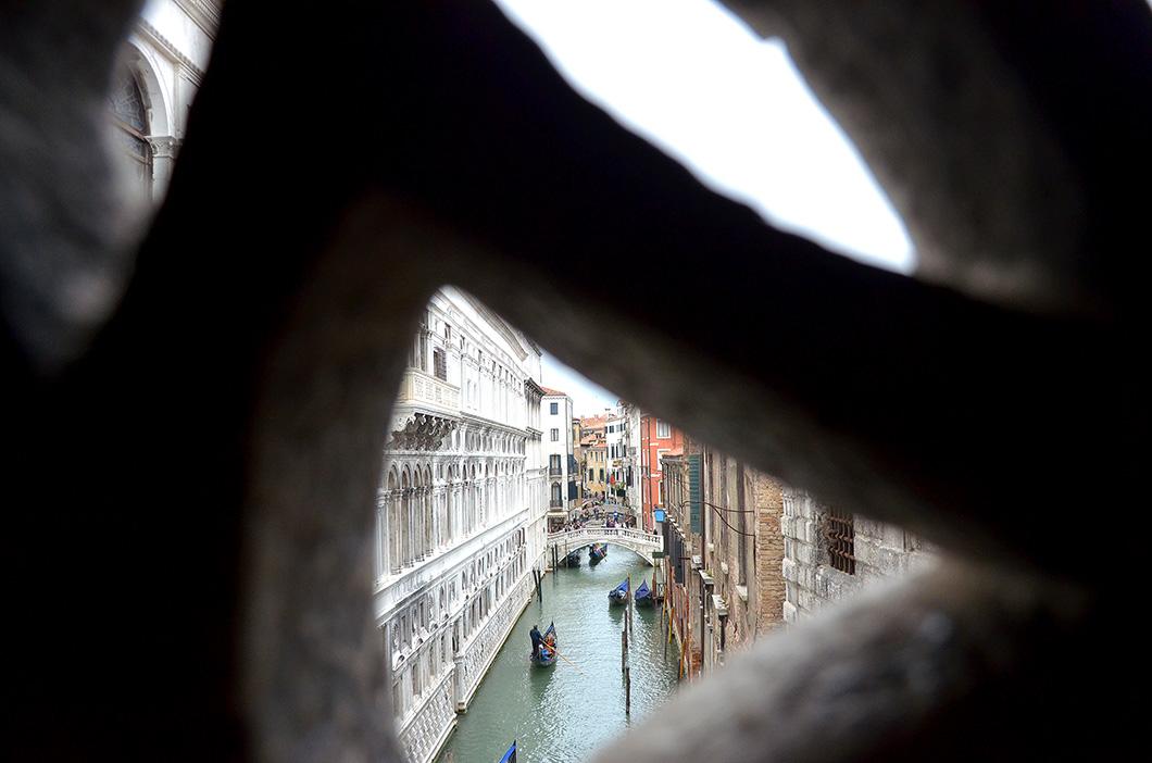 Ponte dei Sospiri, Venice