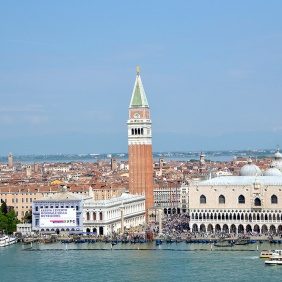 From San Giorgio Maggiore from across the water