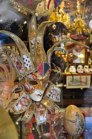 Carnivale Mask, Venice