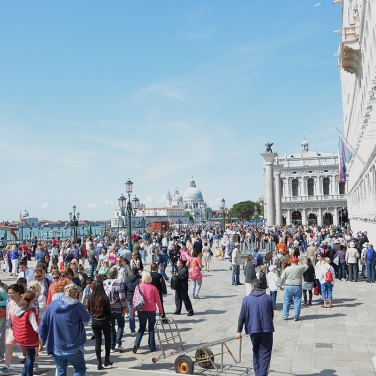 And the Riva degli Schiavoni around the same time!!