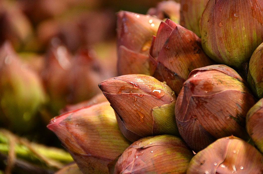 Mullick bazaar Flower Market