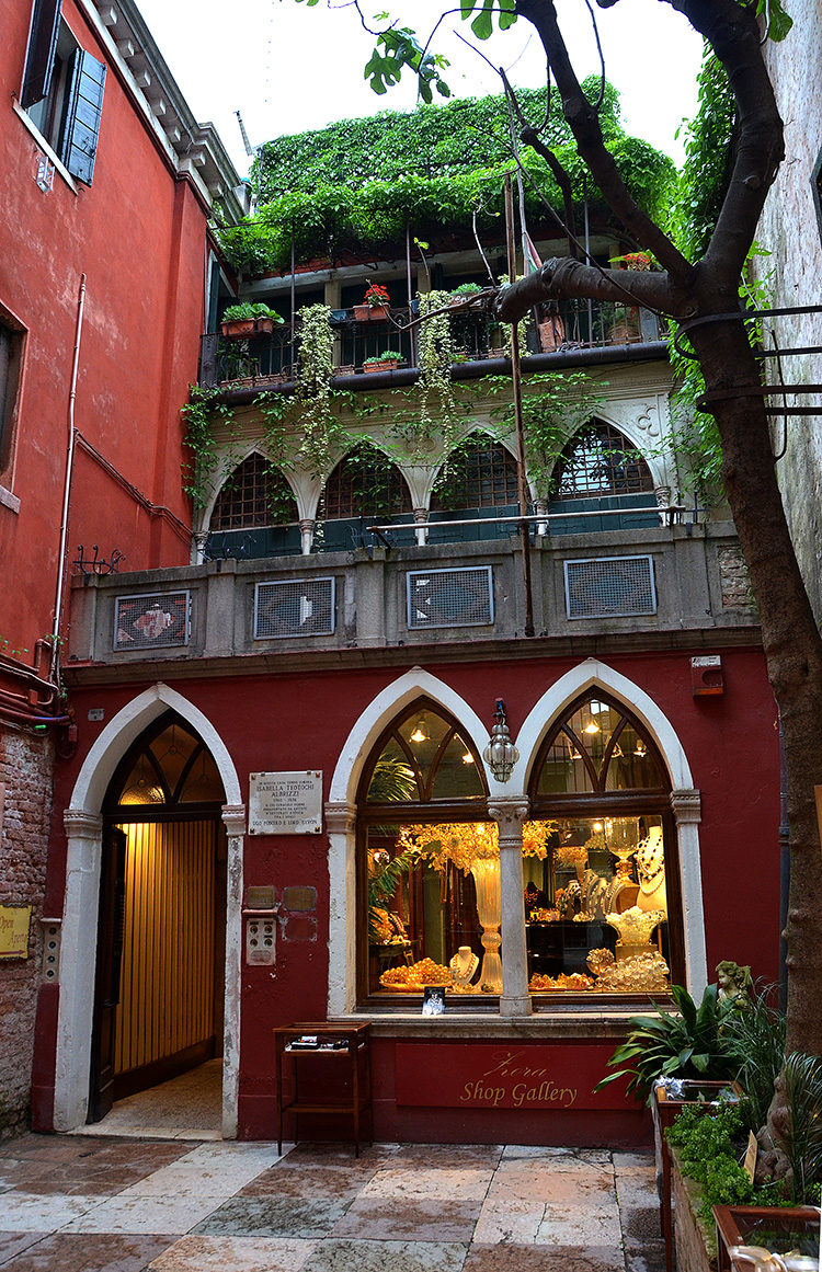 Venice - Isabella Teotochi Albrizzi