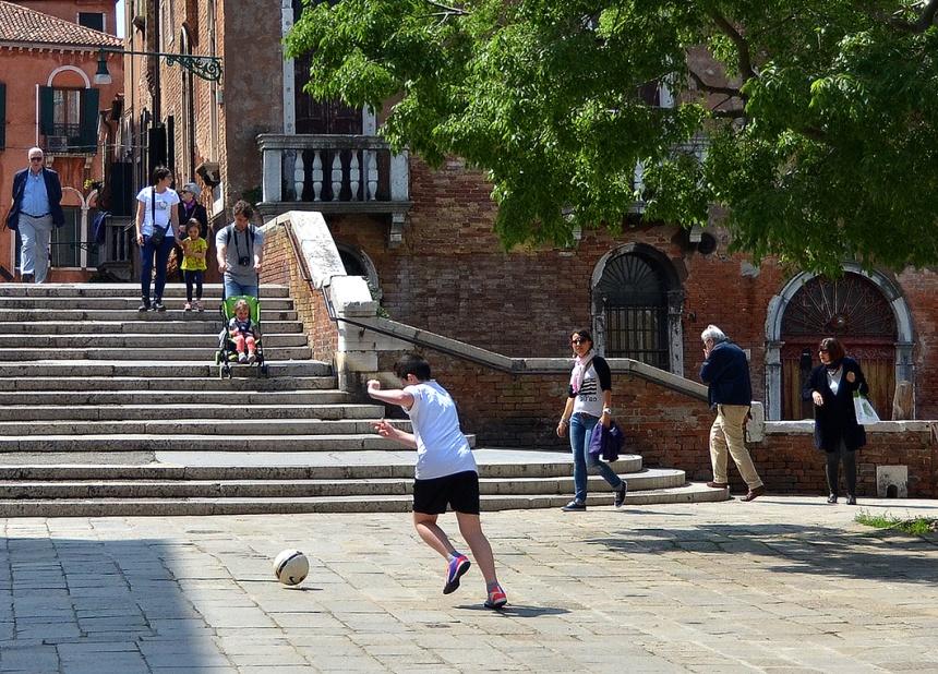 Venice - Campo dei Gesuiti