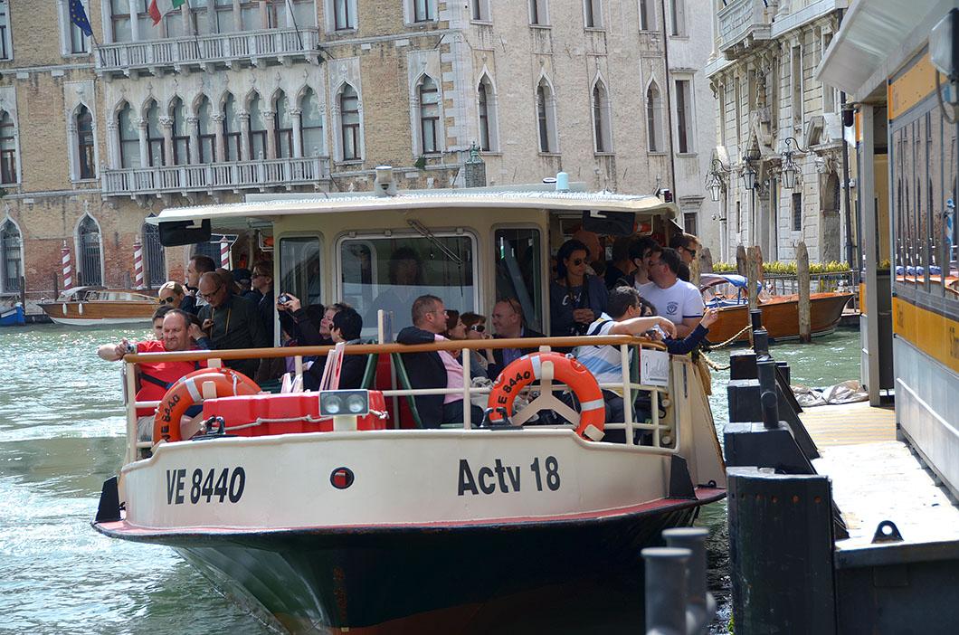Venice - Vaporetto