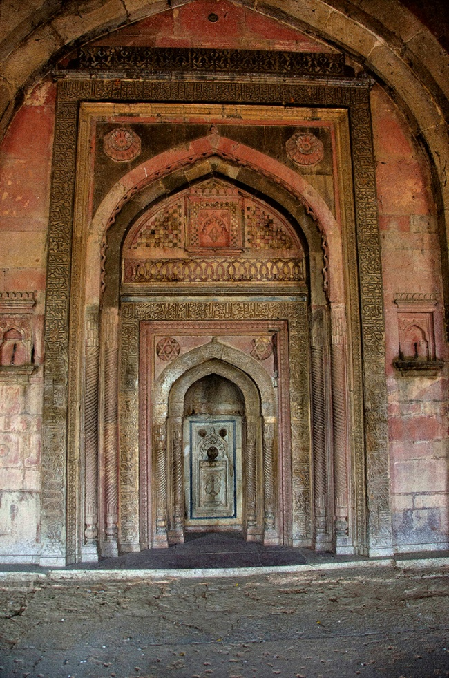 Jamali Kamali, Mehrauli arcaeological park, Delhi