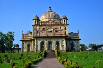 Maqbara of Sadat Ali Khan, Lucknow