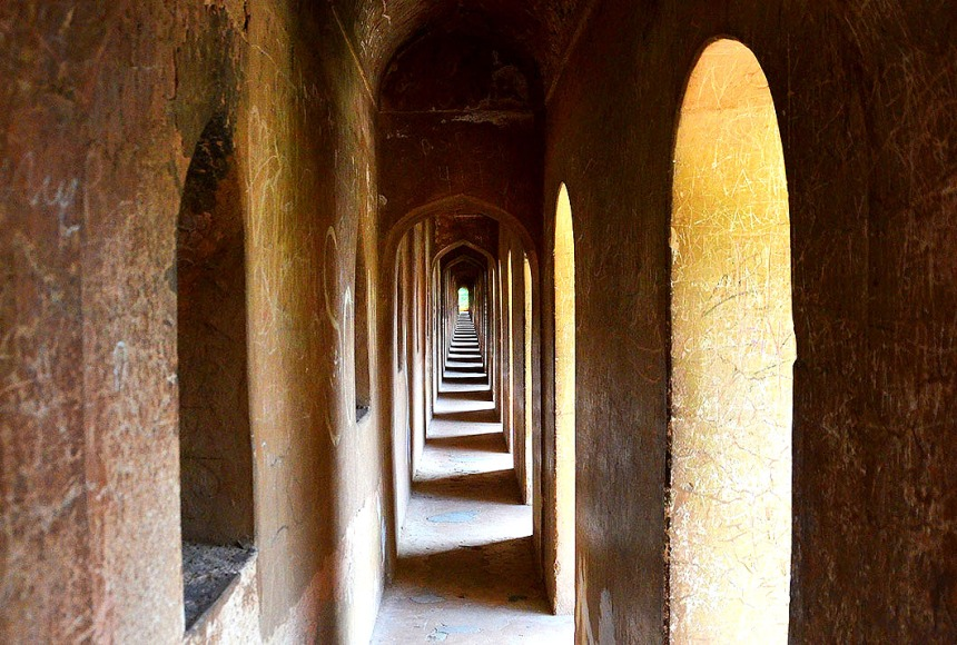 Lucknow Labyrinth