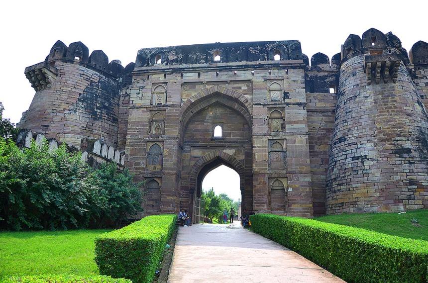 Shahi Fort - Jaunpur