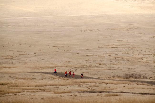 Ngorongoror National Park, Tanzania