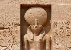 Ra Horakhty - Abu Simbel, Egypt