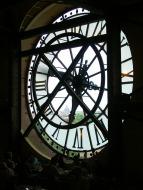 Clock - Musee d'Orsay, Paris