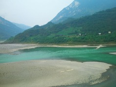 Natural Three Bridges - Chongqing, China