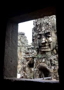 Bayon - Siem Reap, Cambodia