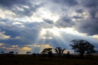 Clouds - Serengeti, Tanzania
