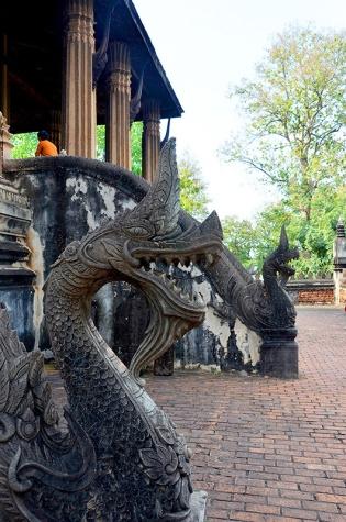 Nagas - Vientiane, Laos