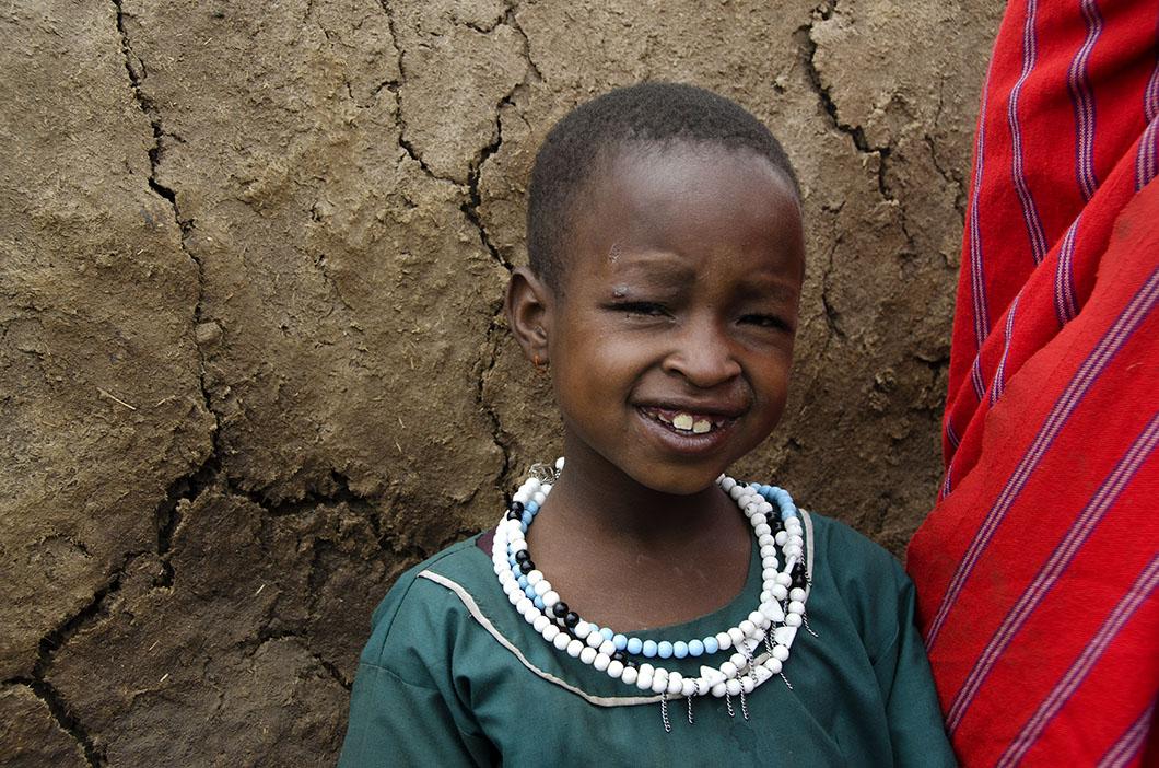 Masaai girl