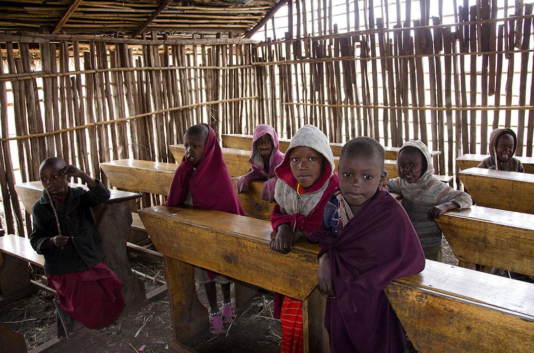 Masaai school
