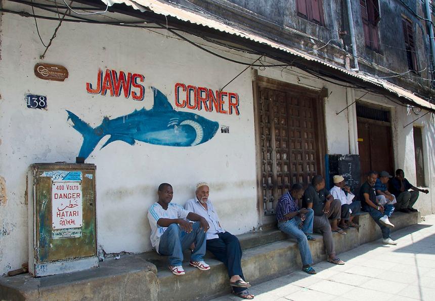 Jaws Corner - Zanziibar