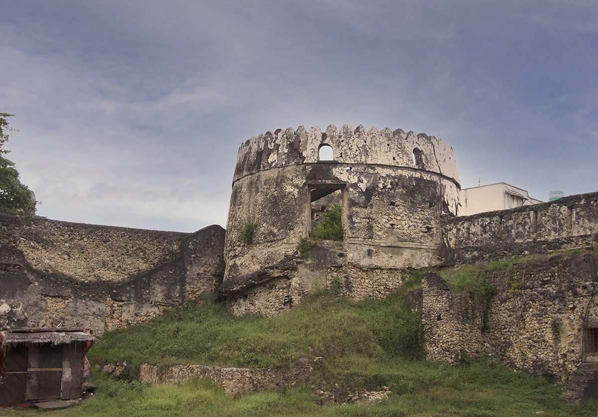 Old (Omani) Fort - Stone Town Travel Guide
