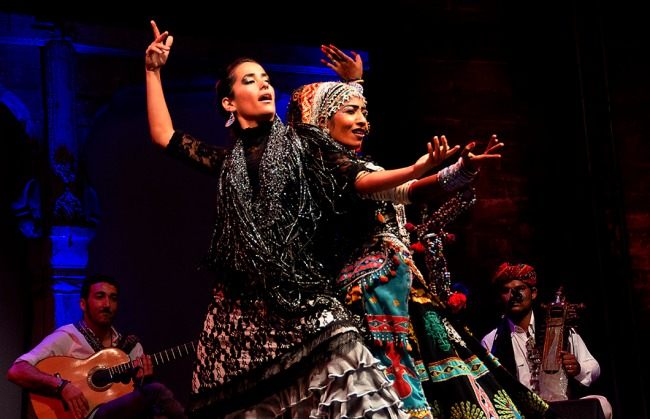 Jodhpur Flamenco and Gypsy Festival 2015