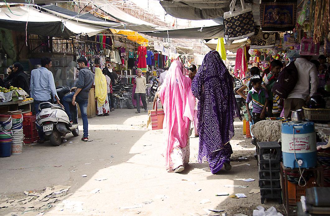 Bazaar - Jodhpur, India