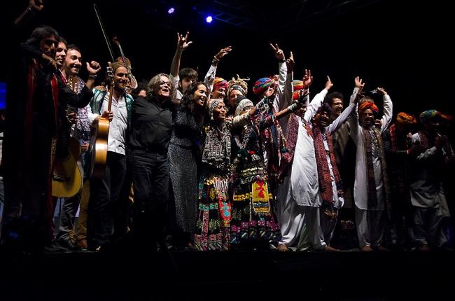Jodhpur Flamenco and Gypsy Festival 2015