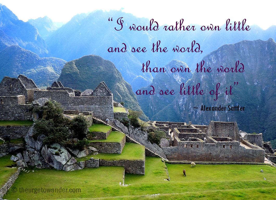Inca Quotes