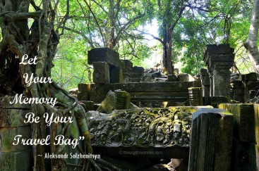 The 'Breathtaking Desolation' of Beng Mealea