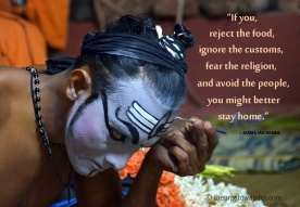 From our 'Tryst With Divine Spirits' in Mangalore, India