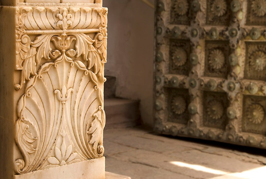 Door - Mehrangarh Fort
