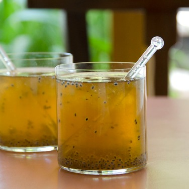 Nannari (Sarasaparilla) juice - A refreshing welcome drink.