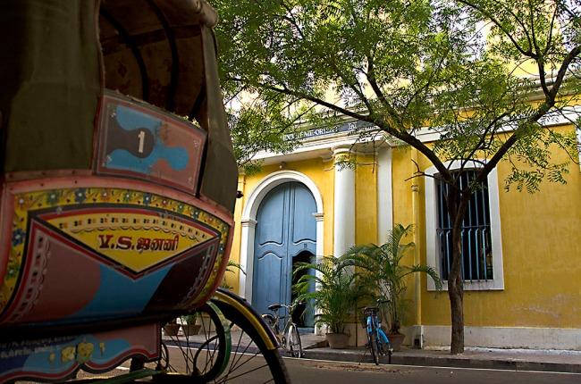 École française d'Extrême-Orient, Pondicherry