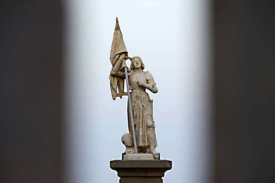 Joan of Arc - Pondicherry