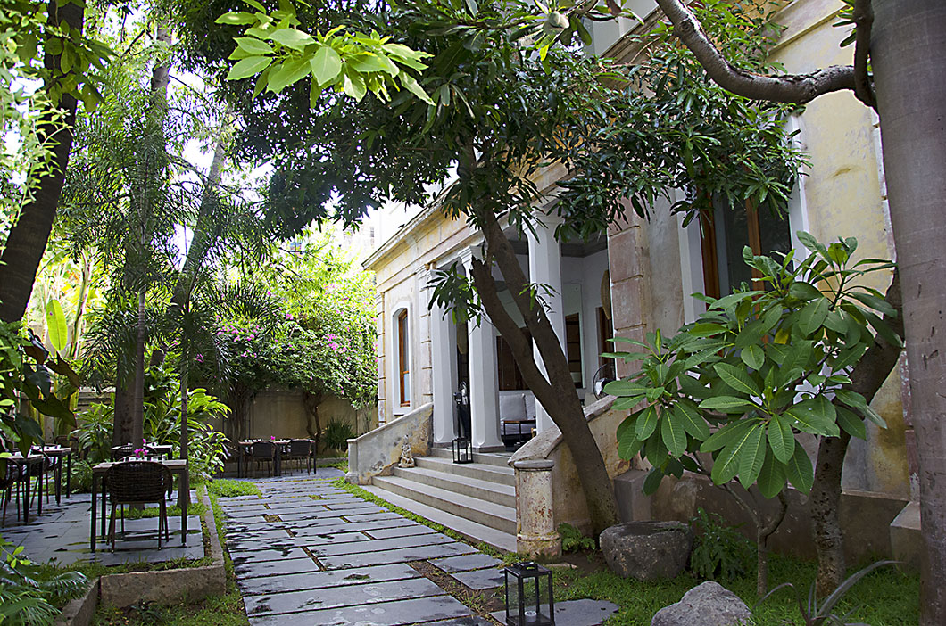 Le Villa - Pondicherry