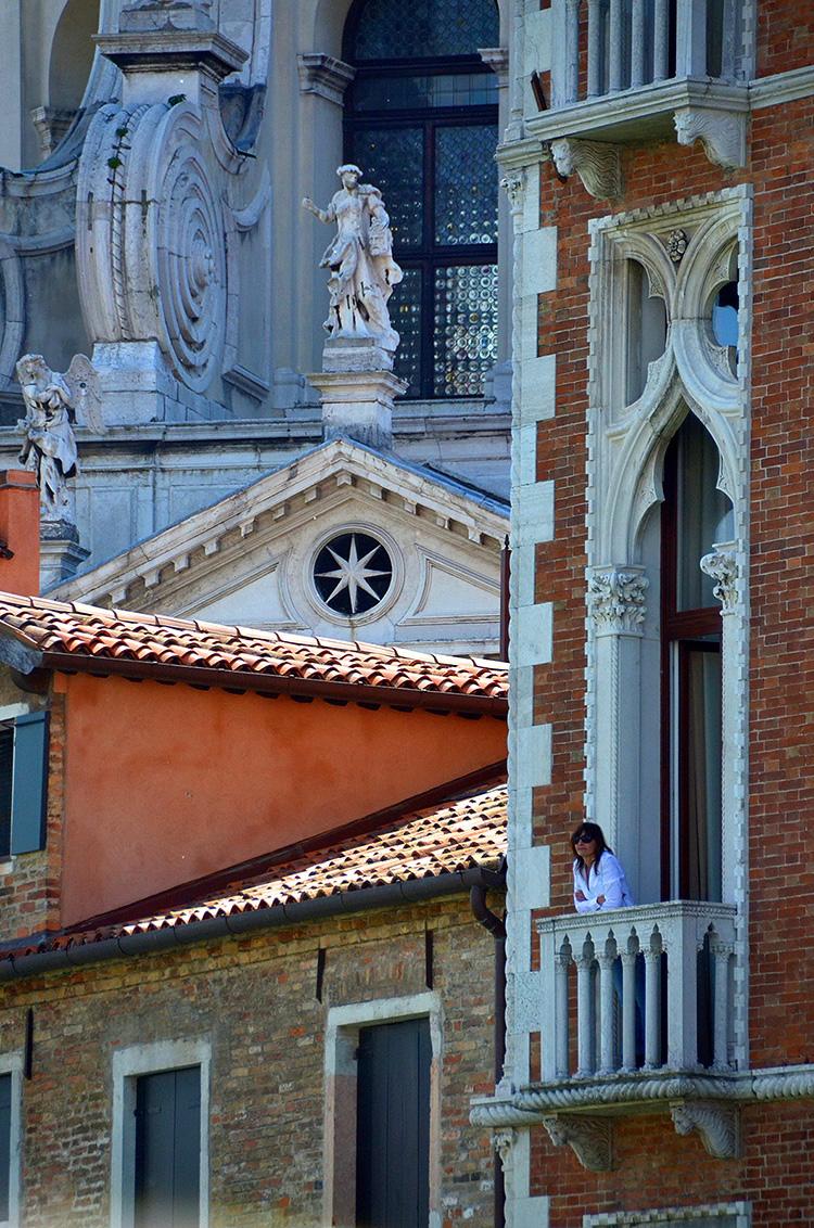 Solo in Venice