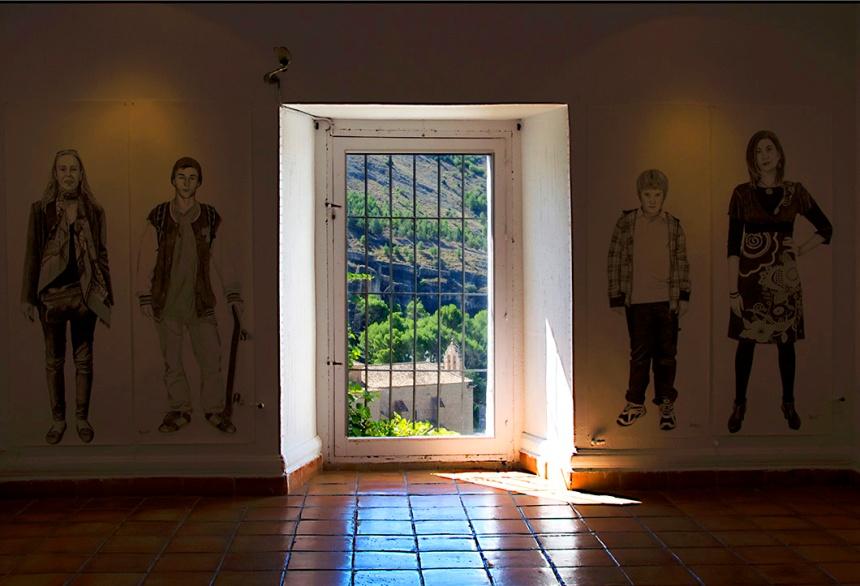 Museo Fundación Antonio Pérez, Cuenca